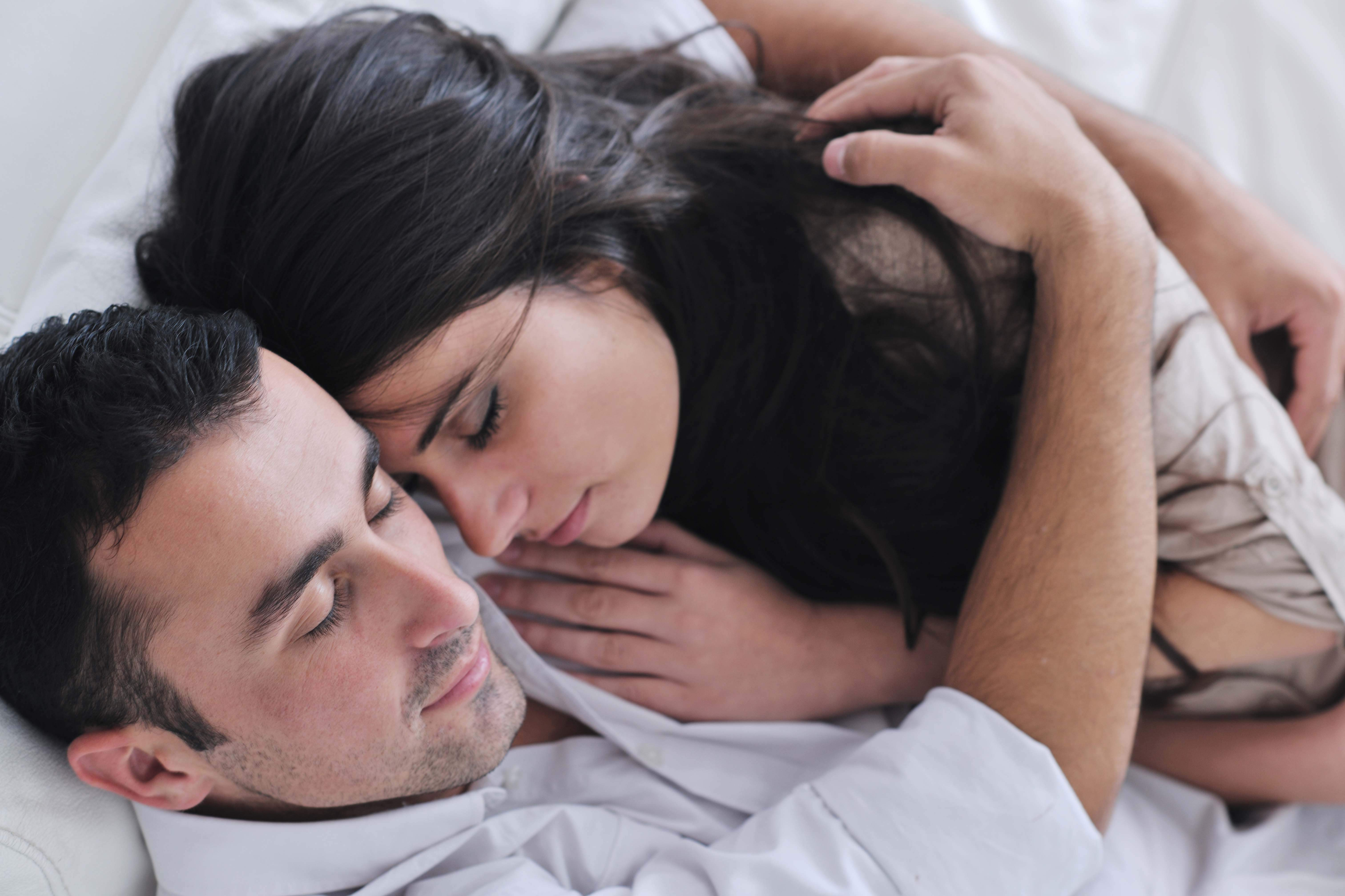 The hardest part about intimacy that no one ever talks about at all.