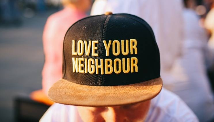 112. Your thoughts on Neighbours and Community Spirit