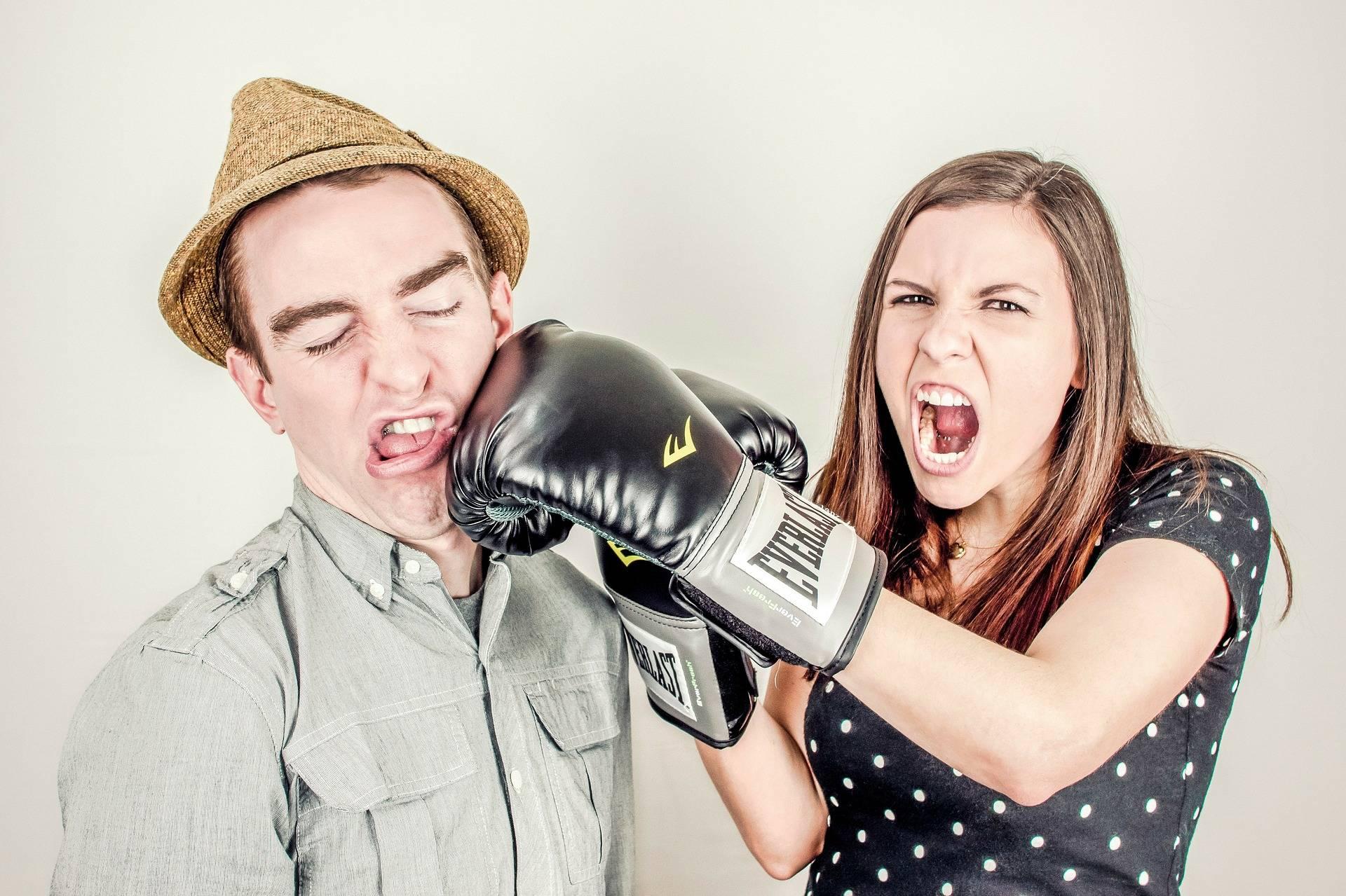 Passive-Aggressive Traits in Females