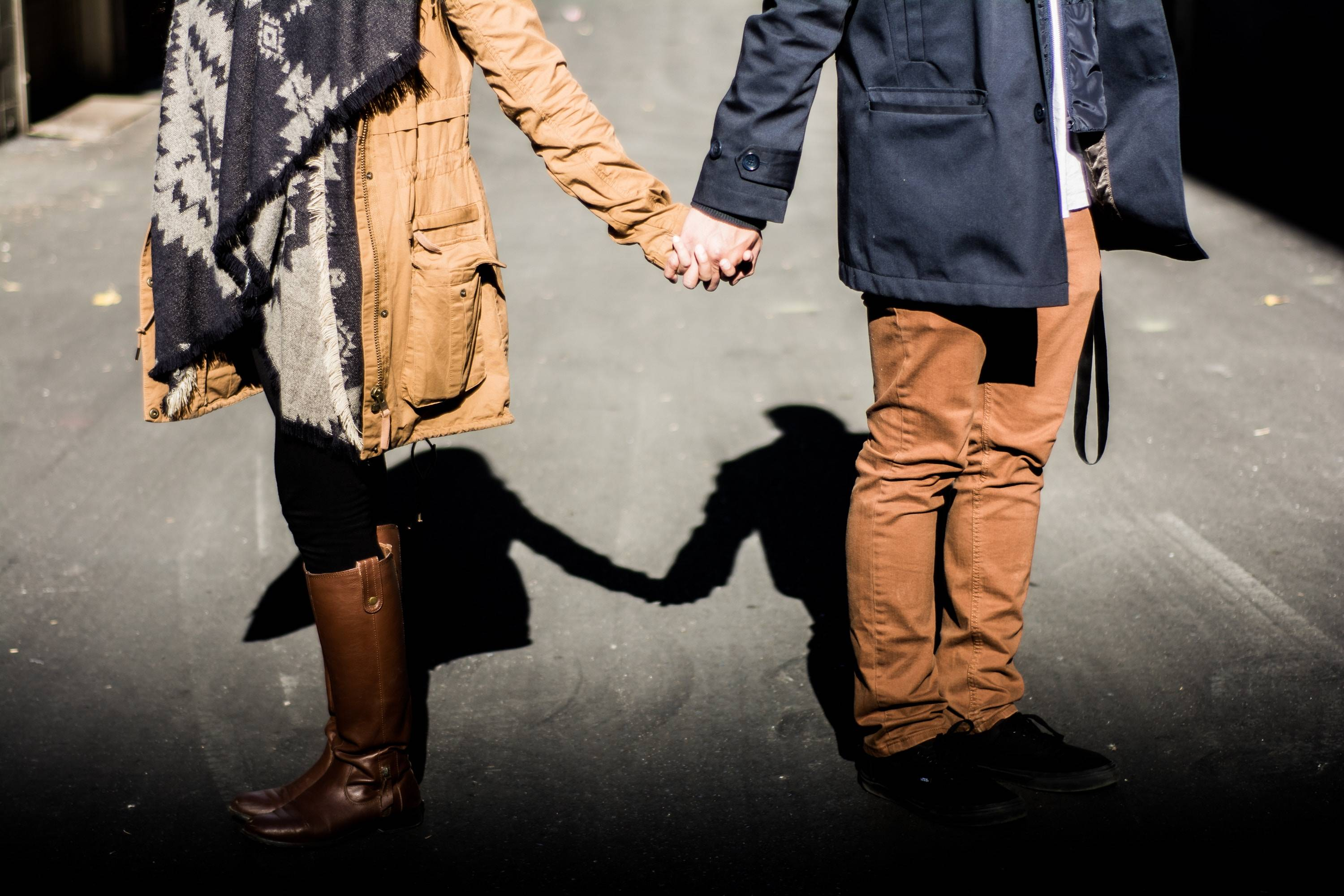 Creating Space in a Relationship