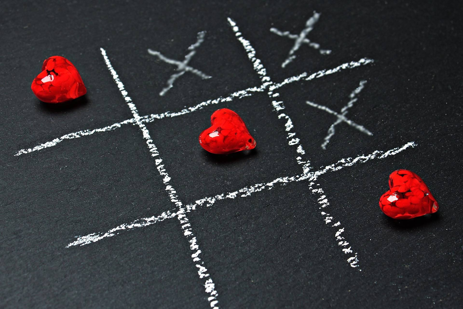 Follow Your Heart or Mind in Love?