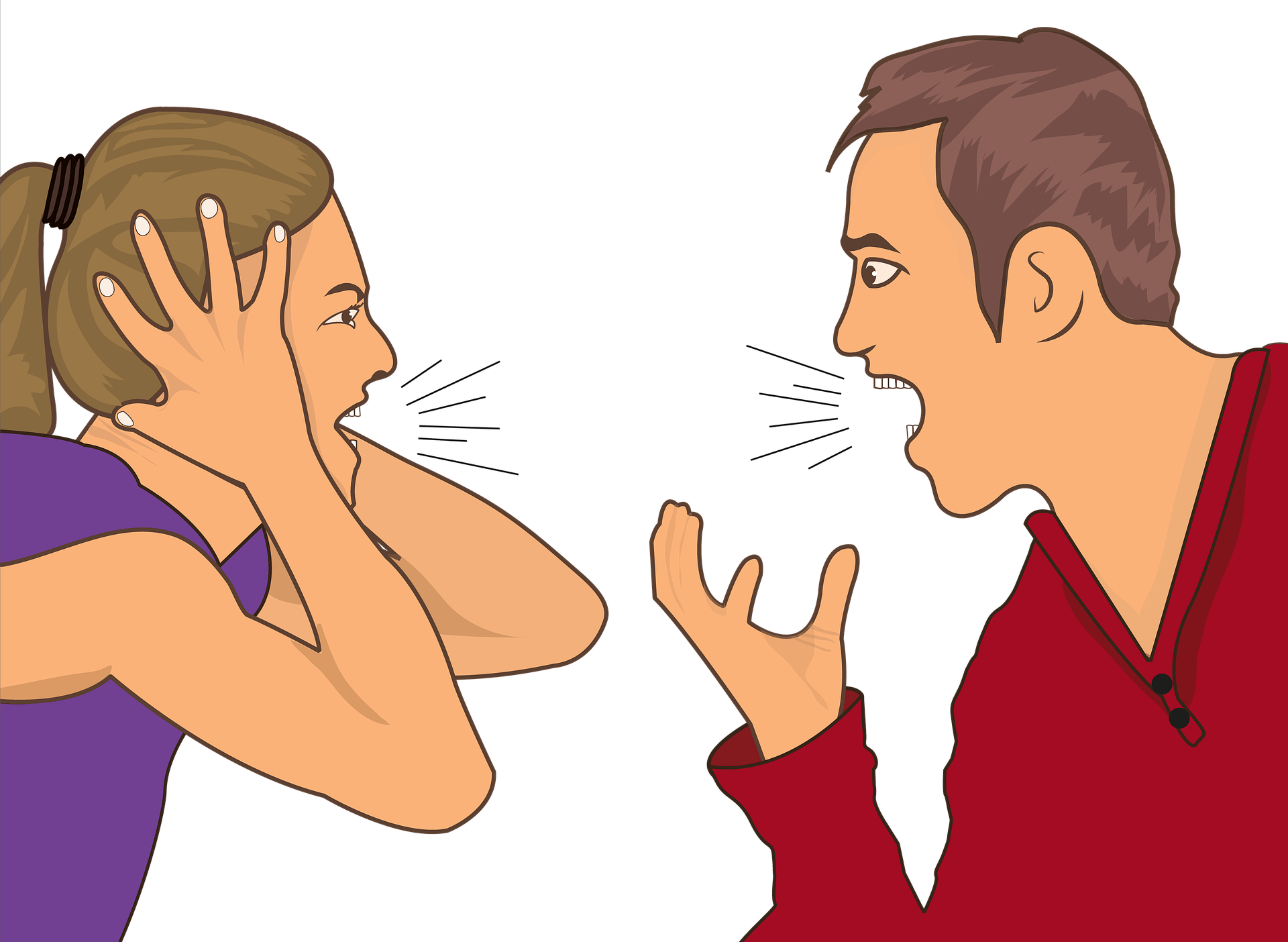 How to Stop Getting Angry On Your Wife