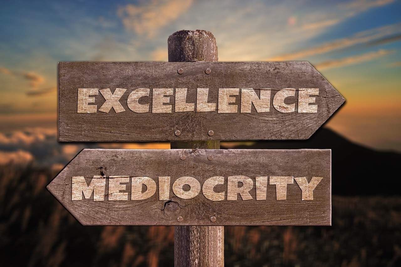 4 Ways to Say NO to Mediocrity in Your Life